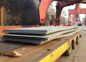 ABS shipbuilding plate