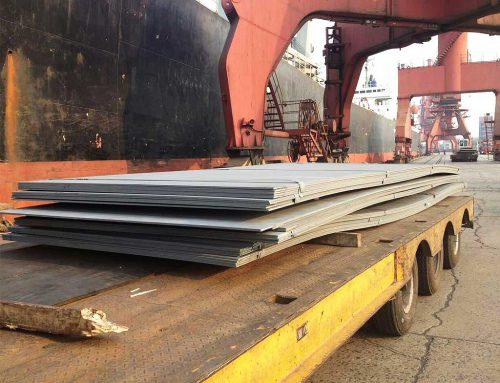 ABS Shipbuilding Steel Plate