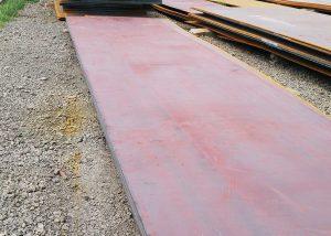 LRA Shipbuilding Steel Plate