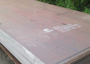 NM500 Wear resistant steel plate