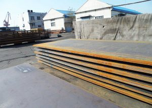 S235J0W Weather Resistant Steel Plate