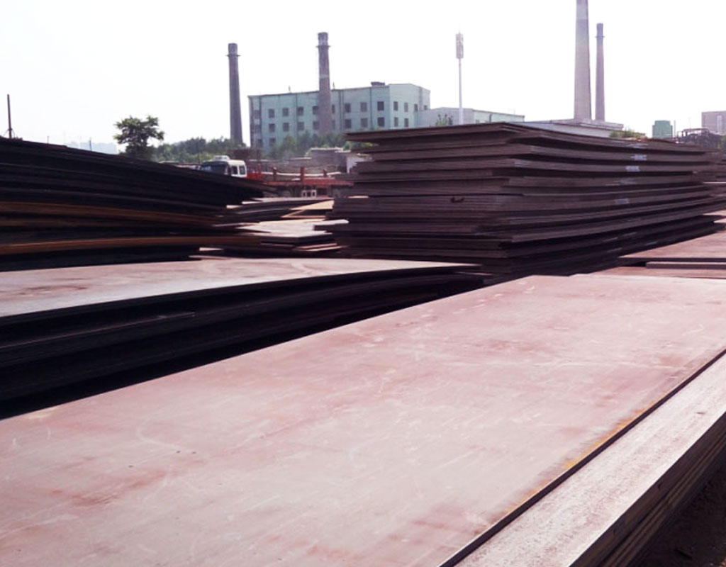 Automobile structure steel plate AG480QZ
