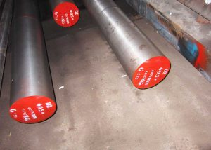 forged steel bar die steel D2