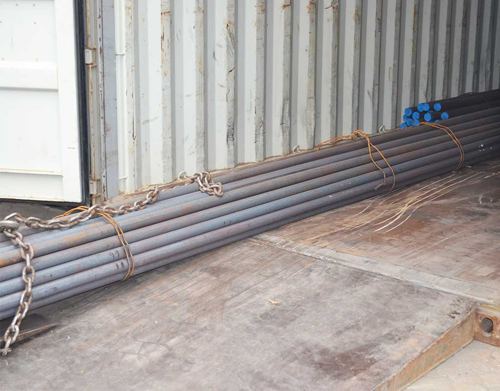 hot rolled steel bar SAE1020