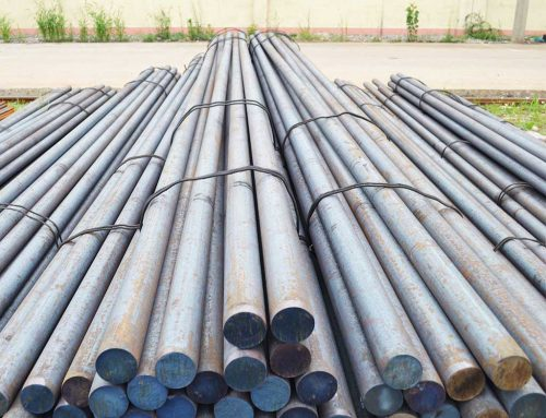 hot rolled steel round bar SAE1045