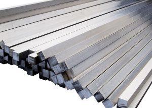 Cold drawn steel square bar SAE1045