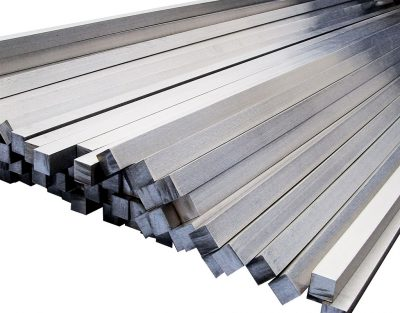 Cold drawn steel square bar SAE1045