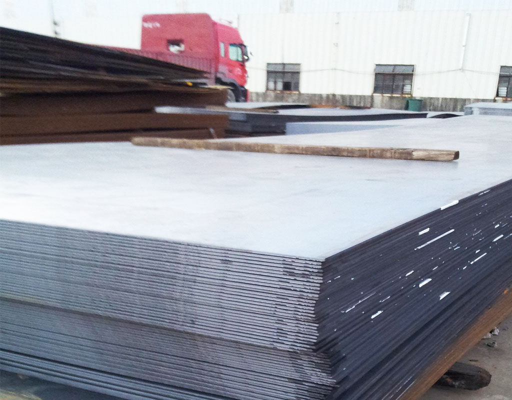 Automobile structure steel plate QSTE700TM