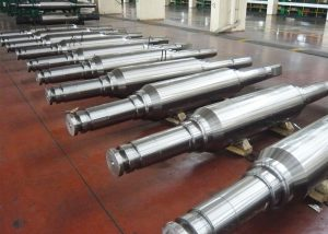 ASTM1045 stepped shaft