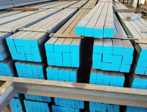 hot rolled square bar S45C