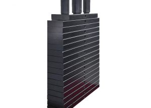 clump weight weight stack for fitness equipment