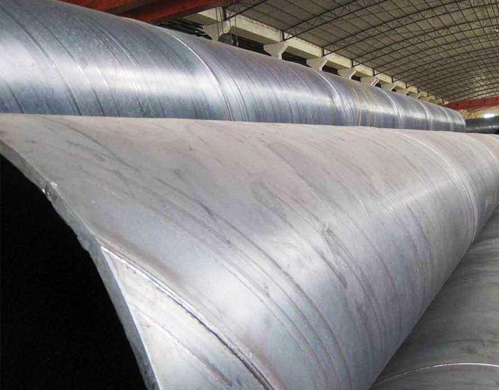 sprial welded steel pipe