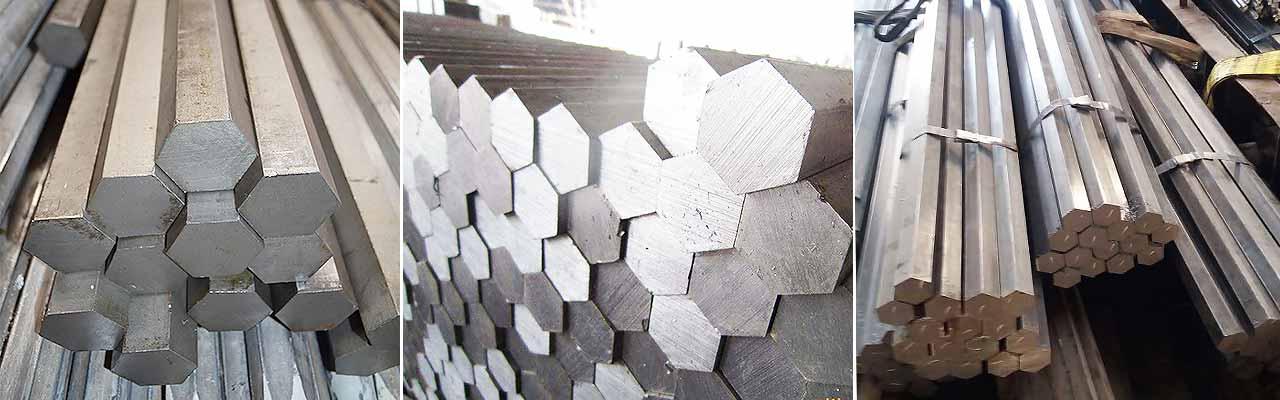 cold drawn steel hexagon bar