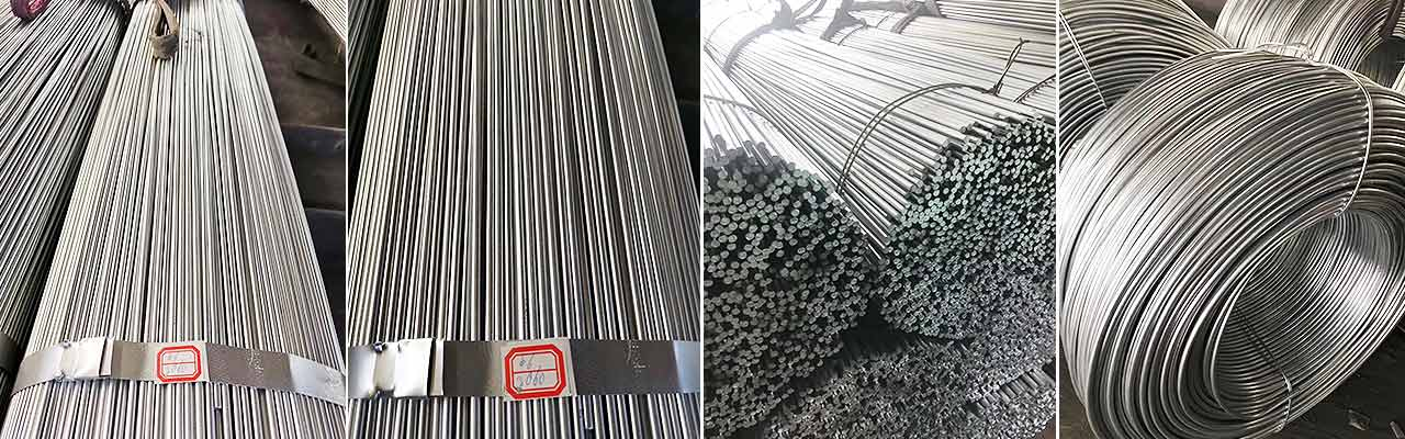 galvanized steel bar