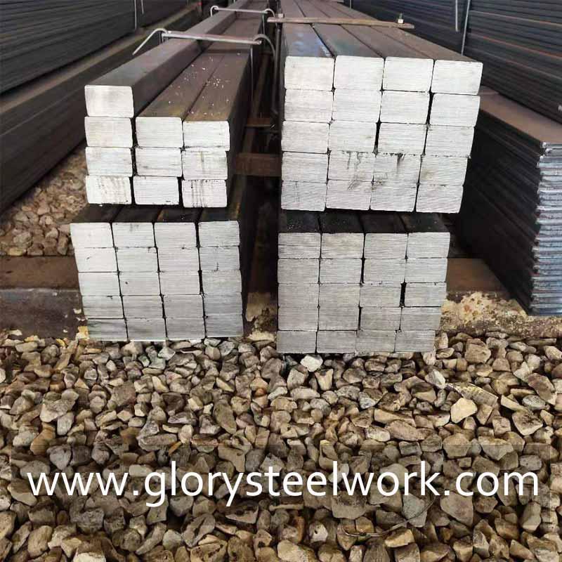 S355JR hot rolled steel flat bar