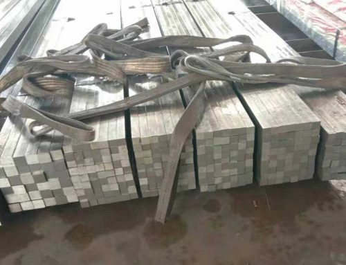 S45C Cold Drawn Steel Square bar