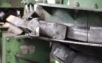 58SiMn steel square bar
