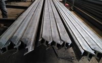 45 degree cutting steel rail