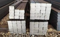 SS400 Hot Rolled Square Steel Bar