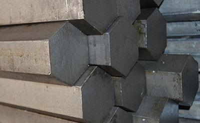 cold drawn hexagon steel bar