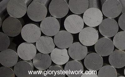 cold drawn round steel bar